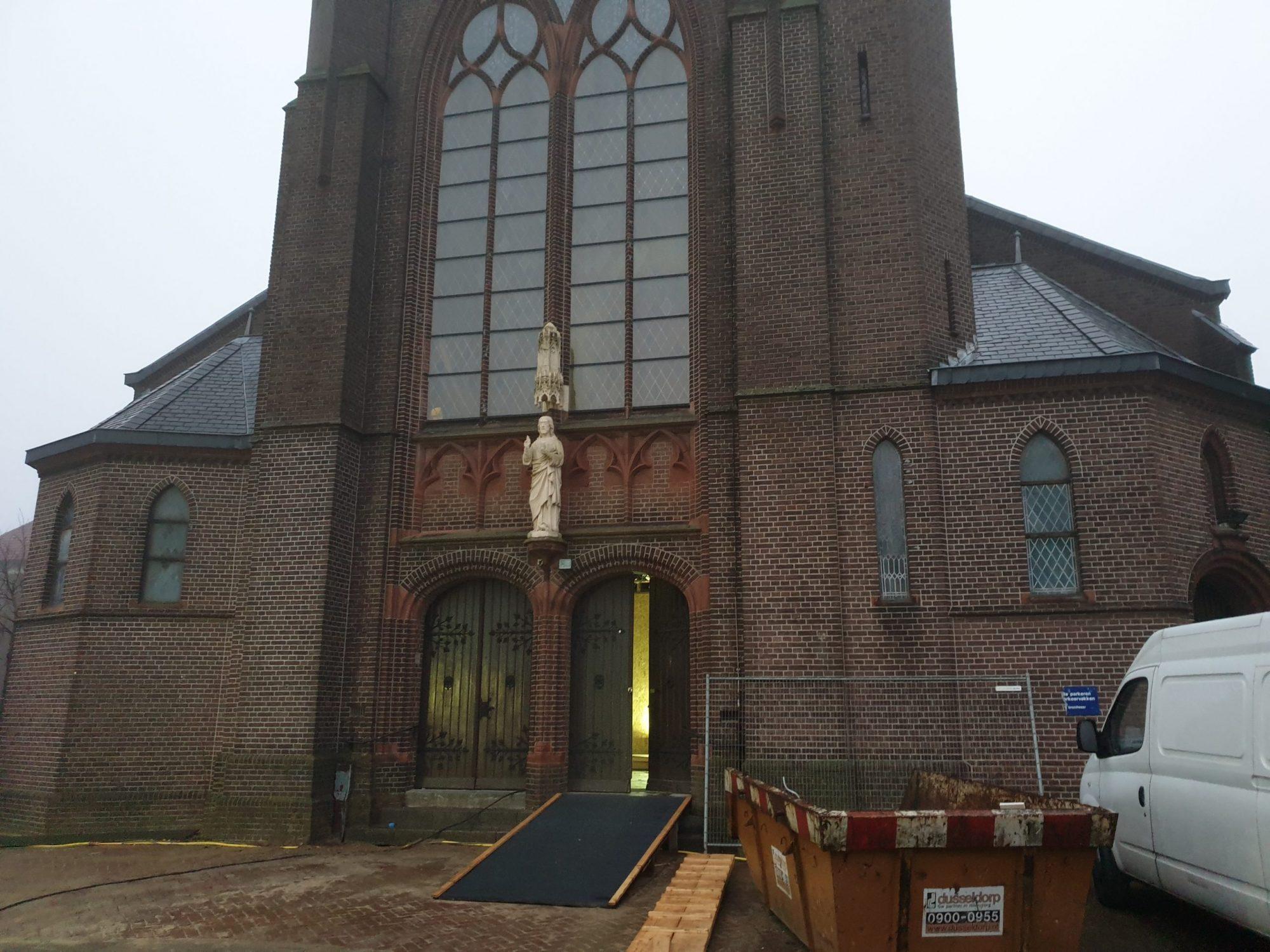 luchttechniek kerk